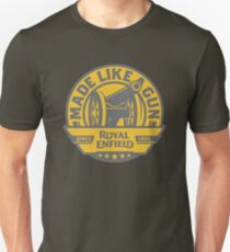 Royal Enfield - Made Like A Gun Unisex T-Shirt