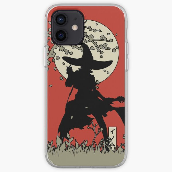 Red Calamity iPhone Soft Case