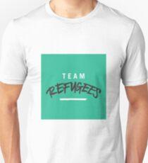 Team Flüchtlinge Unisex T-Shirt