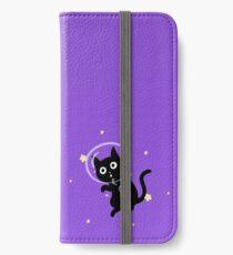 Spacecat OoO iPhone Wallet