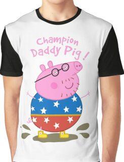 Daddy Champion Graphic T-Shirt