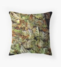 Chronic Bud #101 Throw Pillow