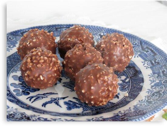Valentine Chocolates by Kathryn Jones