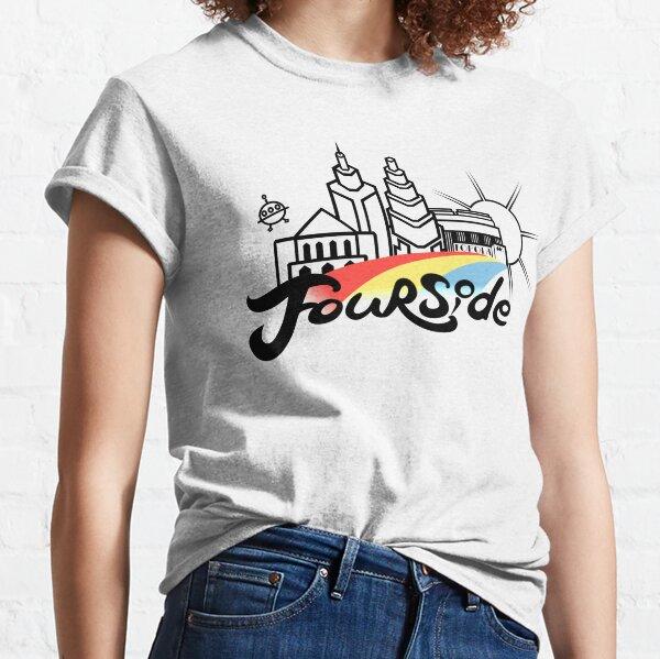EB-Fourside Pride Classic T-Shirt