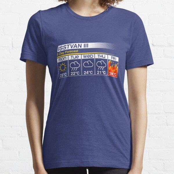 Grim Forecast Essential T-Shirt