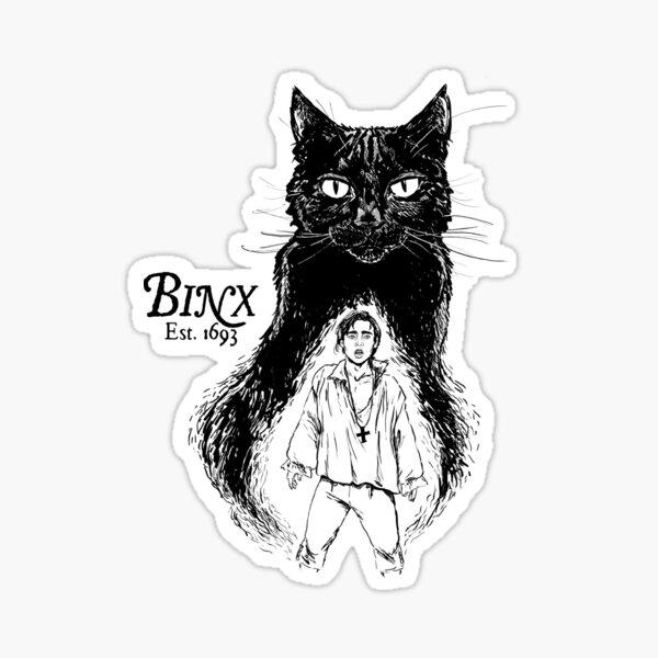 Binx, est. 1693 Sticker