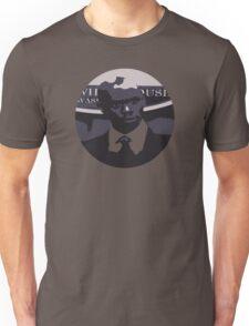Black Bush Unisex T-Shirt