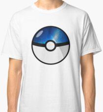 Space Pokeball Classic T-Shirt