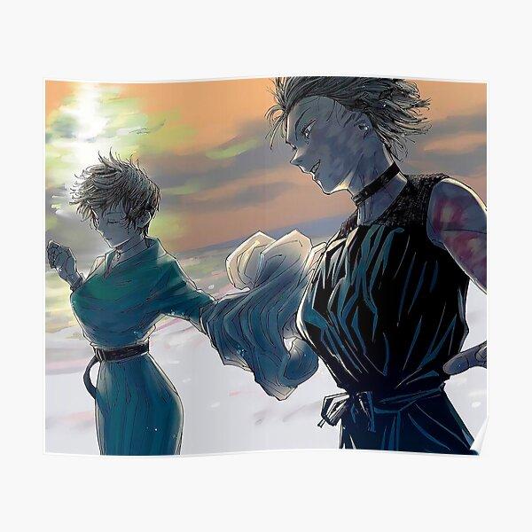 Maki & Mai   Jujutsu Kaisen Poster
