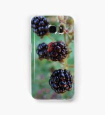 Berry berry nice Samsung Galaxy Case/Skin