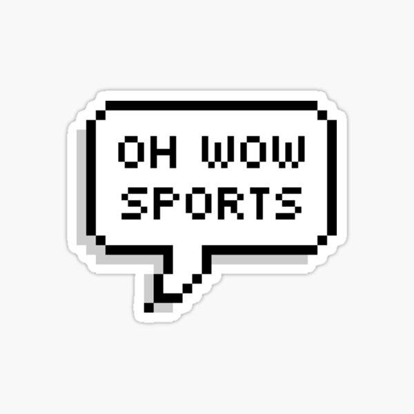 """OWL HOUSE Amity """"Sports""""  Sticker"""