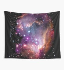 Colorful Galaxy Pattern Wall Tapestry