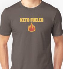 Keto Fueled Ketogenic T-shirt T-Shirt