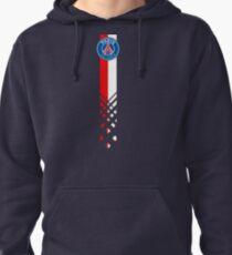 Paris Saint-Germain Design Pullover Hoodie