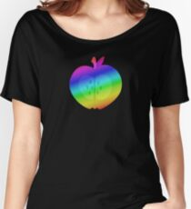 MLP - Cutie Mark Rainbow Special – Big Mac V3 Women's Relaxed Fit T-Shirt