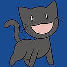 Black Cat Love! by Mel Albino
