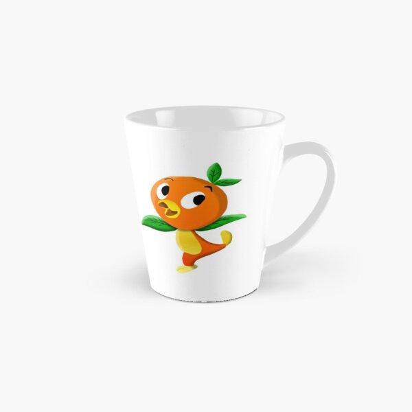 Orange Bird  Tall Mug
