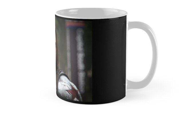 The Winter Soldier Classic Mugs