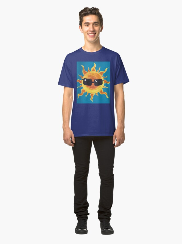Alternate view of Cool Sun Classic T-Shirt