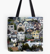 Cole Valley Hills Tote Bag