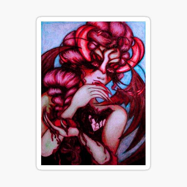 Queen Of Stolen Hearts Sticker