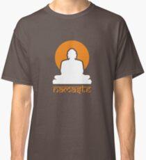 Buddha Rising Sun Namaste Classic T-Shirt