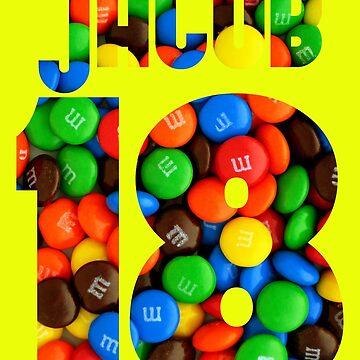 JACOB 18 colours by Kemzi