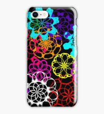 Mandala Doodle design iPhone Case/Skin