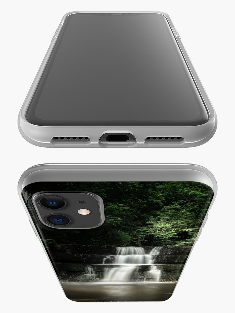 Alternate view of Bowlees River Waterfall iPhone Case & Cover