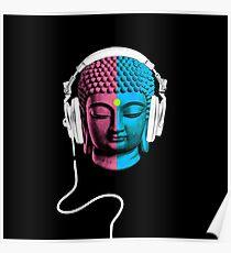 listen 2 your zen Poster