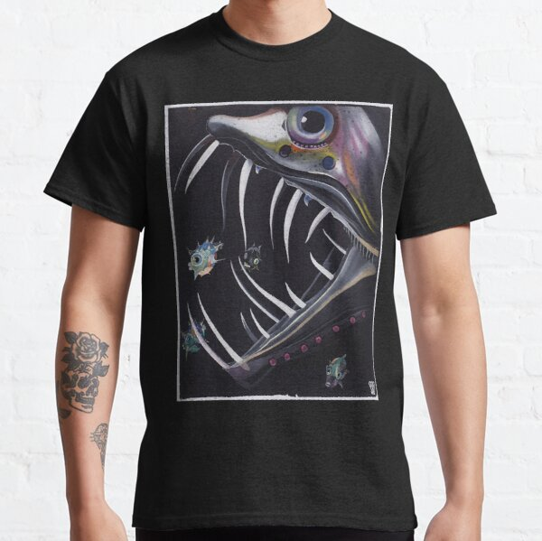 Saber-Toothed Viper Fish Classic T-Shirt