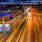 Memorial Drive Twilight by MichaelJP