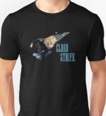 <FINAL FANTASY> Cloud Strife T-Shirt