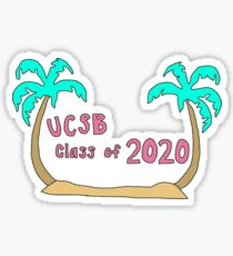Ucsb class of 2020 Sticker