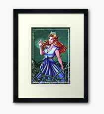 Growing Strong Framed Print