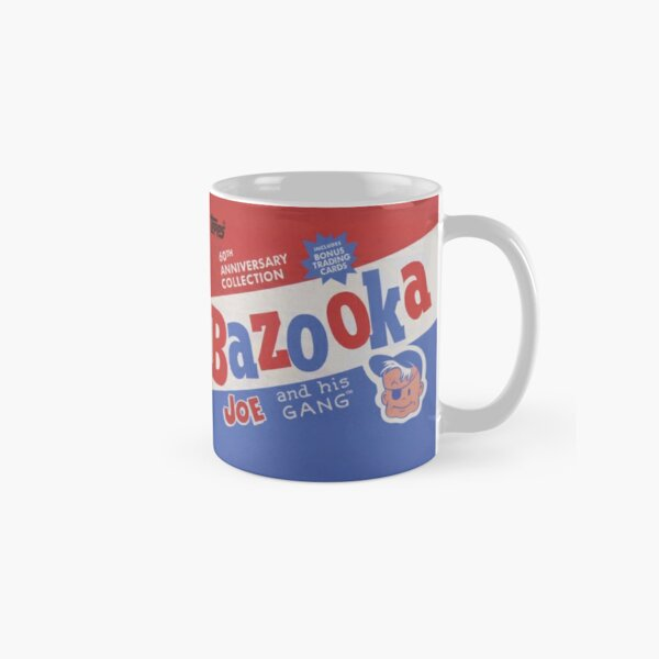 Bazooka Joe and his Gang Classic Mug