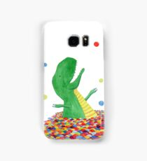 Tyrannosaurus just wants to have fun Samsung Galaxy Case/Skin