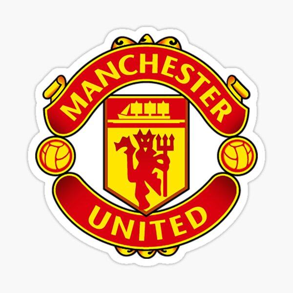 Unis, Manchester Sticker