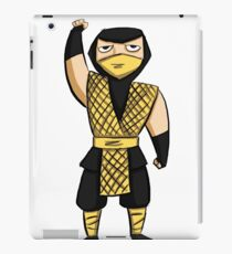 Scorpion (MK1) iPad Case/Skin