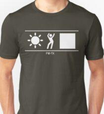 Sundance Square, Fort Worth Unisex T-Shirt