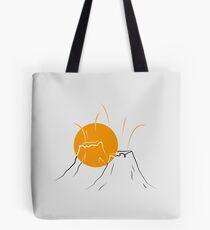 Volcanos Tote Bag