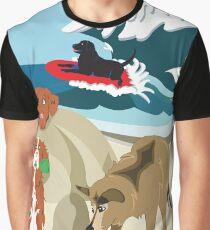 Dog Daze of Summer  Graphic T-Shirt