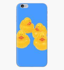 quack quack quack ! iPhone Case