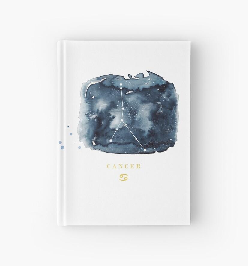 Cancer Zodiac Constellation by Eleni Fall into London