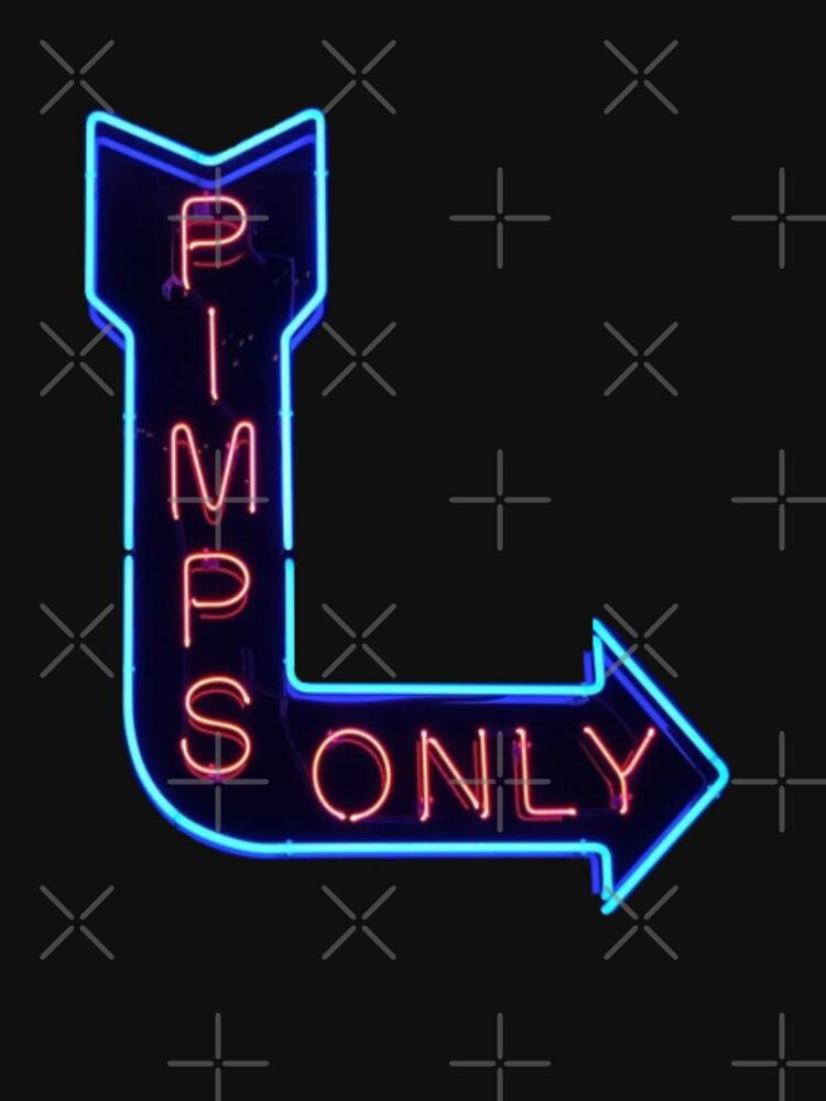 Pimps Only - Kendrick Lamar by karmakunta