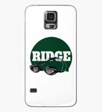 Ridge Badekappe und Schutzbrille Hülle & Skin für Samsung Galaxy