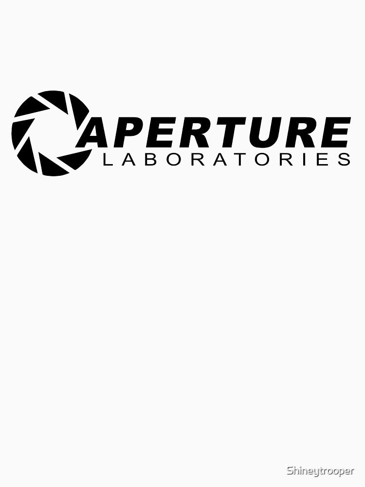 Portal 2: Aperture Science Logo by Shineytrooper
