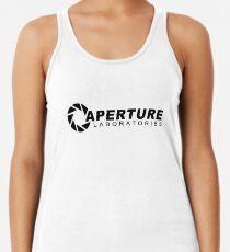 Portal 2: Aperture Science Logo Racerback Tank Top