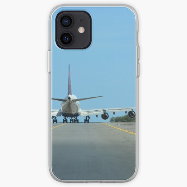 Delta 747 iPhone Soft Case