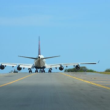 Delta 747 by mattjwett773